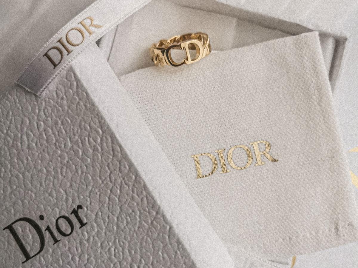 Dior Jewelry Box